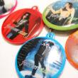 Műanyag Michael Jackson kulcstartó