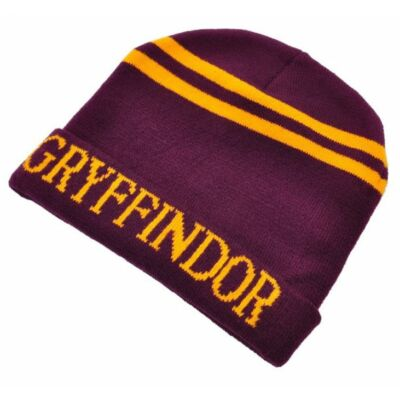 Harry Potter stílusú Griffendél sapka