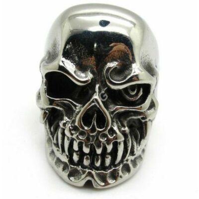 Terminator stílusú gyűrű