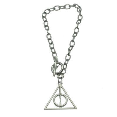 Harry Potter és A halál ereklyéi stílusú karkötő