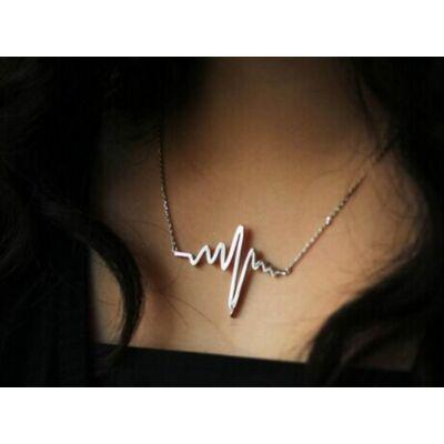 EKG nyaklánc