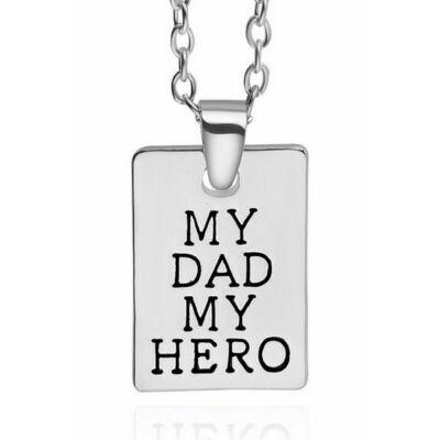 Apa az én hősöm nyaklánc