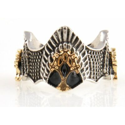Aragorn koronája gyűrű