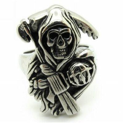 Kemény motorosok (Sons of Anarchy) gyűrű
