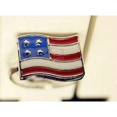 Állítható méretű USA gyűrű