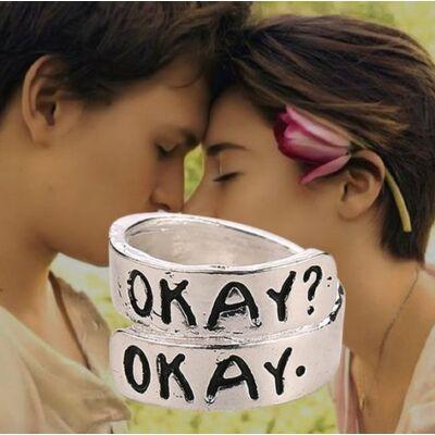 Okay? Okay. gyűrű