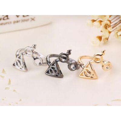 Harry Potter szemüveges gyűrű