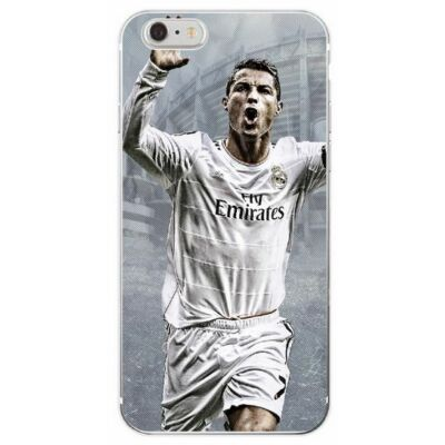 Cristiano Ronaldo IPhone 4/5/6 hátlap