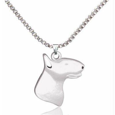 Bull terrier nyaklánc