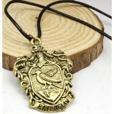 Hollóhát címeres Harry Potter nyaklánc
