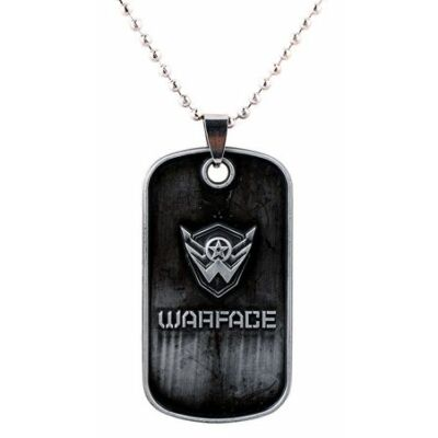 Warface nyaklánc