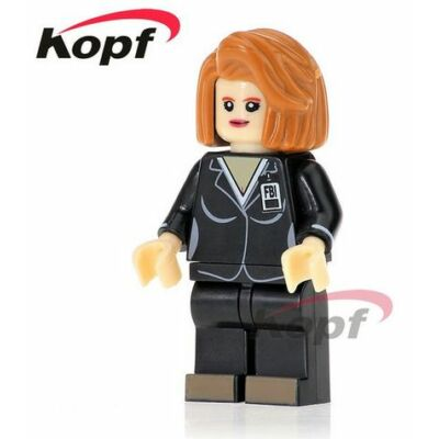 X-akták Scully figura