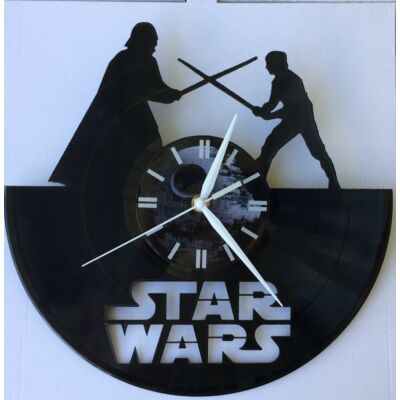 Star Wars bakelit óra