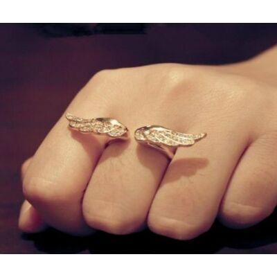 Angyalszárnyas gyűrű