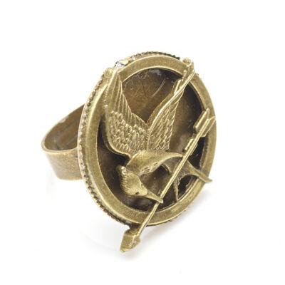 Éhezők viadala stílusú gyűrű