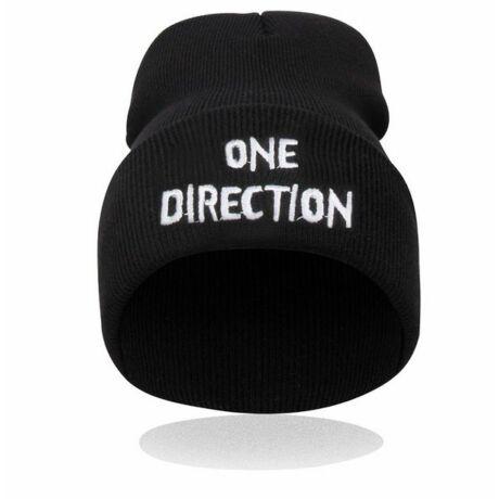One Direction kötött sapka