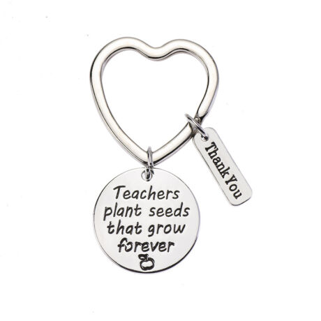 Tanár kulcstartó