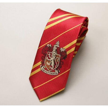 Harry Potter stílusú Griffendél nyakkendő