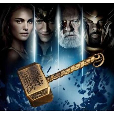 Thor kalapácsa nyaklánc
