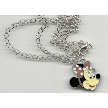 Minnie egér nyaklánc