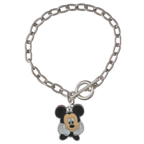 Mickey egér OT záras karkötő