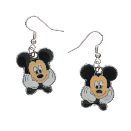 Mickey egér fülbevaló