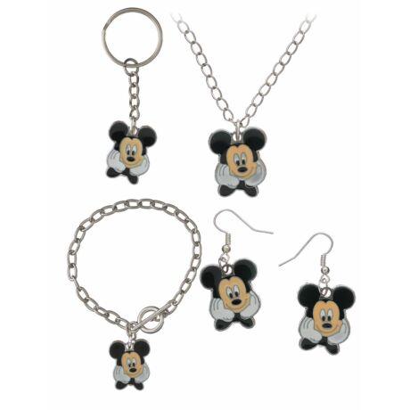 Mickey egér ékszer szett