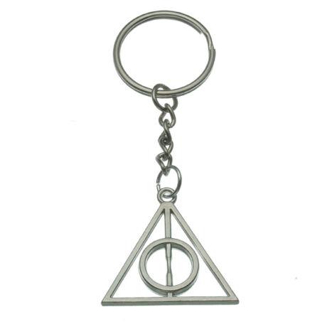 Harry Potter és A halál ereklyéi stílusú kulcstartó