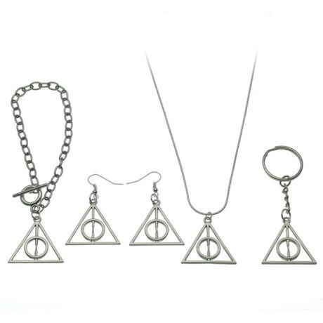 Harry Potter és a halál ereklyéi stílusú szett
