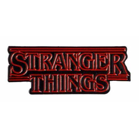 Stranger Things kitűző