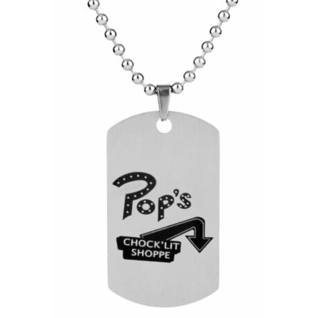 Riverdale Pop's nyaklánc