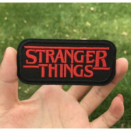 Stranger Things felvarró