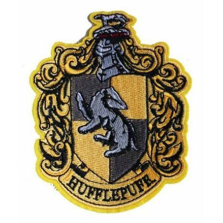 Harry Potter Hugrabug felvarró