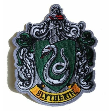 Harry Potter Mardekár felvarró