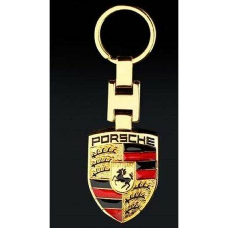 Porsche kulcstartó