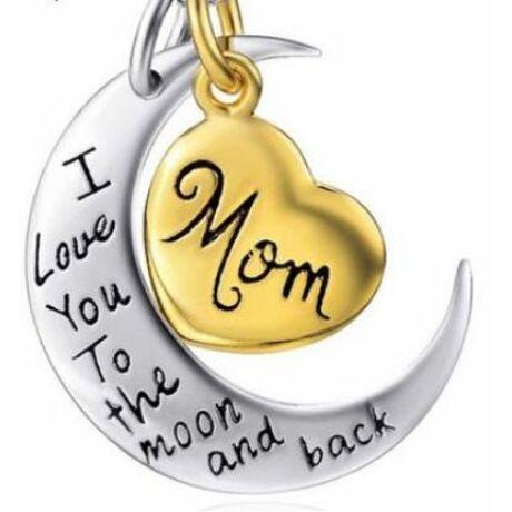 Szeretlek anya nyaklánc