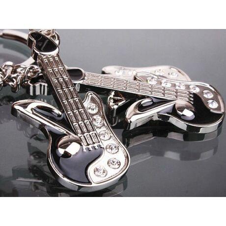 Gitár kulcstartó
