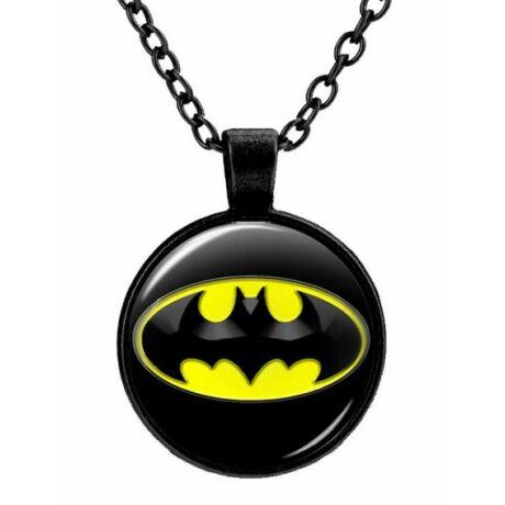 Fekete-sárga Batman nyaklánc