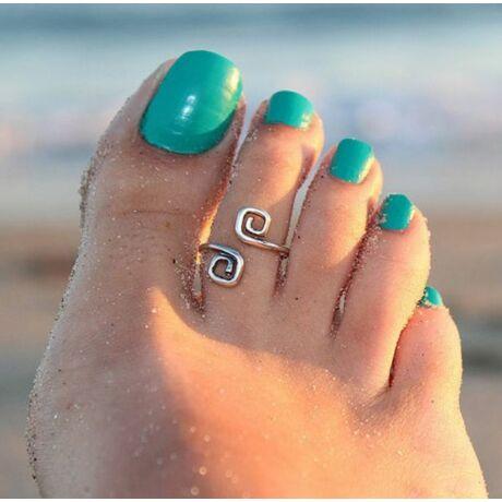 Lábujj gyűrű