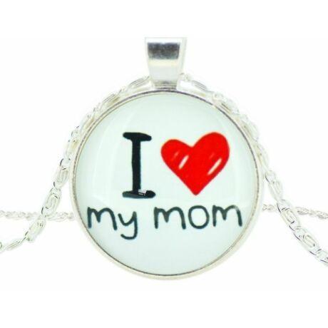 Szeretem az anyukám nyaklánc
