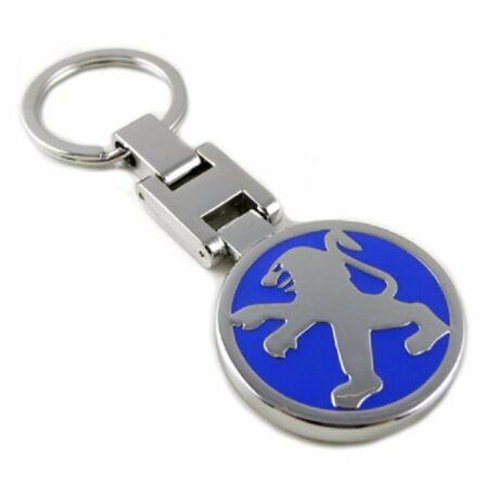 Peugeot kulcstartó