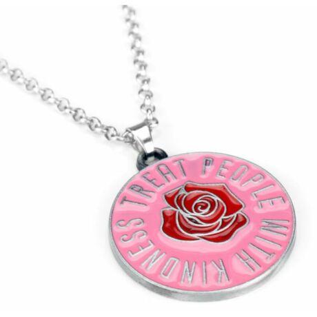 Harry Styles rózsás nyaklánc