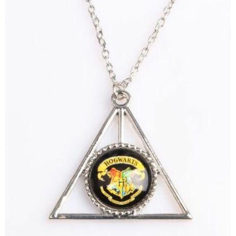 Harry Potter és a Halál ereklyéi Hogwarts nyaklánc