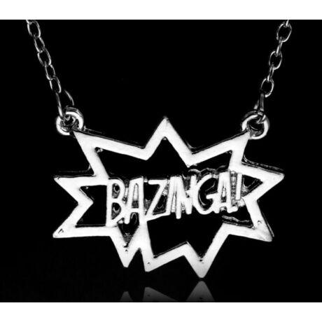 Agymenők Bazinga nyaklánc