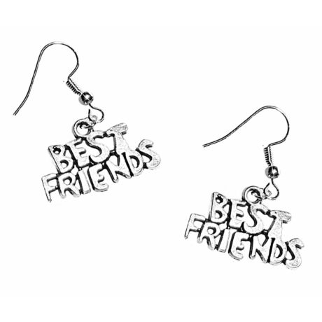 Barátság fülbevaló