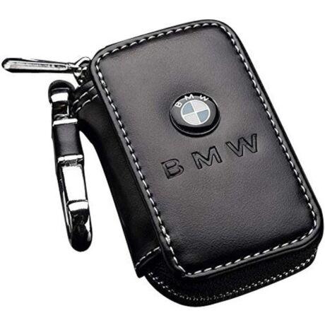 Műbőr BMW kulcstartó