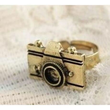 Fényképezőgép gyűrű