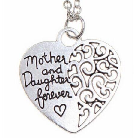 Anya és lánya örökké nyaklánc