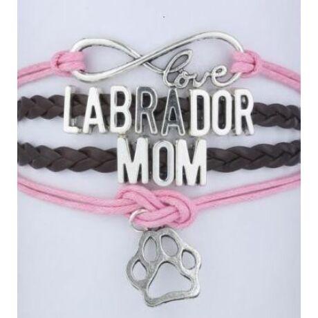 Labrador anyuka karkötő