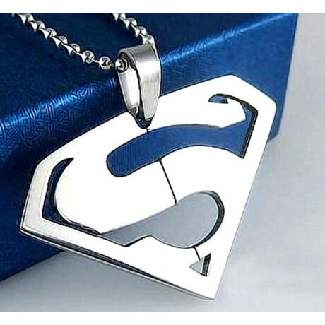 Superman nyaklánc